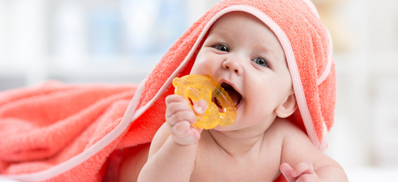 Tips for a Teething Baby
